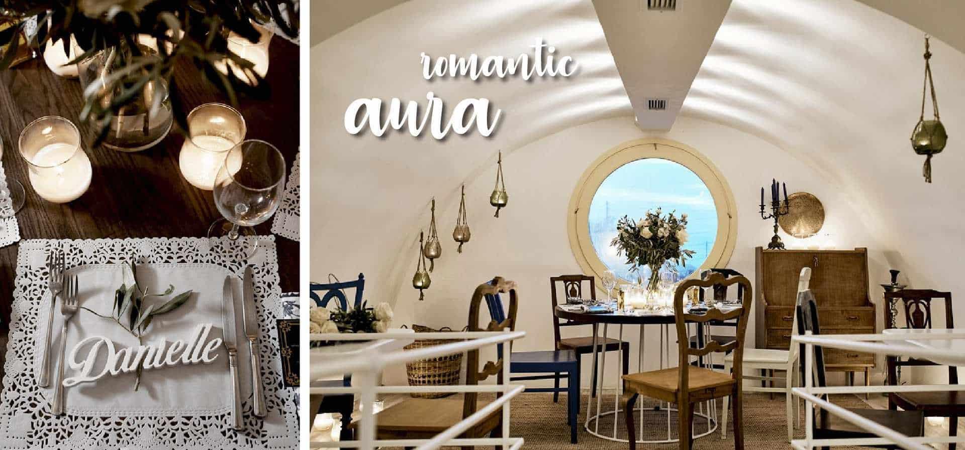 Agaze Santorini Restaurant bistro pirgos
